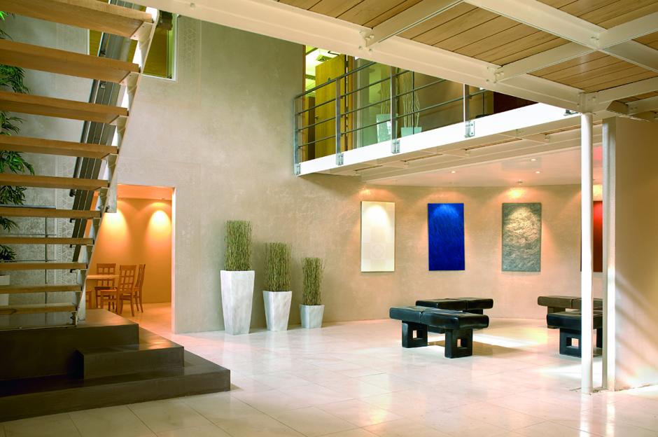 Галерея дизайнов. Интерьеры офисов и офисных центров
