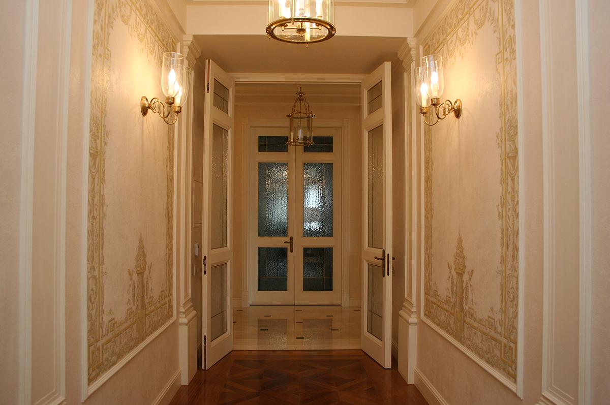 Галерея дизайнов. Интерьеры частных домов, квартир, апартаментов